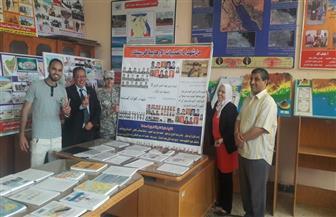 مشروع لـ 70 طالبا لرفع منشآت جامعة المنوفية وربطها بشبكة الإحداثيات المصرية   صور