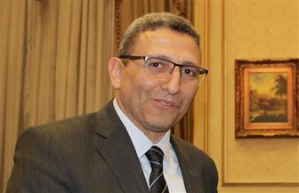 أمين عام مجلس النواب يستقبل سفير سيريلانكا بالقاهرة