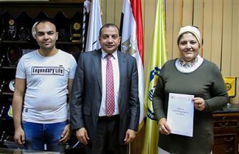 منحة مصرية أمريكية لمشروع بحثي بجامعة بني سويف لعلاج سرطان الجلد بالنانو تكنولوجي