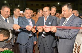 """محافظ سوهاج يفتتح معرض """"أهلا رمضان"""" أمام الاستاد الرياضى بمدينة ناصر"""