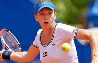 سيمونا هاليب تحافظ على صدارة التصنيف العالمي لنجمات التنس