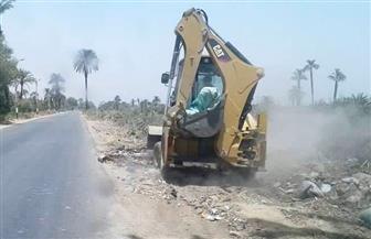 رفع 10 أطنان مخلفات صلبة في حملة نظافة بمدينة المراغة | صور