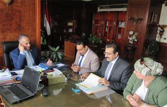 6 اجتماعات لوزير الري حول تكيف الدلتا مع التغيرات المناخية وحماية النيل والساحل الشمالي وشكاوى النواب | صور