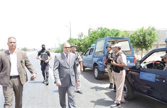 مدير أمن كفرالشيخ يتفقد الخدمات الأمنية بعدد من المنشآت الحيوية | صور