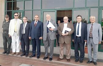 مستشار رئيس الجمهورية يشيد بمستشفى جامعة الأزهر التخصصي | صور
