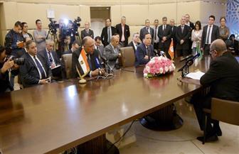 ثلاثية جوار ليبيا تؤكد أهمية تطبيق الخطة الأممية للخروج من الأزمة ورفض أي تدخل خارجي