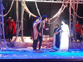 كلية التجارة تحصد المركز الأول في الملتقى المسرحي الـ41 بجامعة طنطا   صور