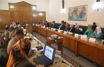 وزير الري يترأس اجتماعا موسعا مع 8 وزارات لمناقشة خطة ترشيد المياه