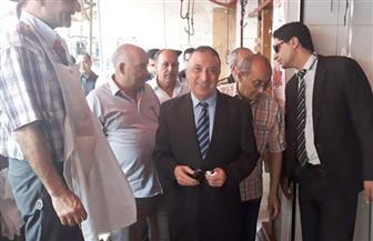 مدير أمن الإسكندرية يوجه بإطلاق حملات مرورية بأنحاء المدينة لمواجهة التكدس