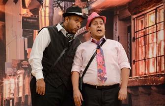 """مسرحية """"آل كابوني"""" أحدث مسرحيات مسرح مصر في رمضان   صور"""