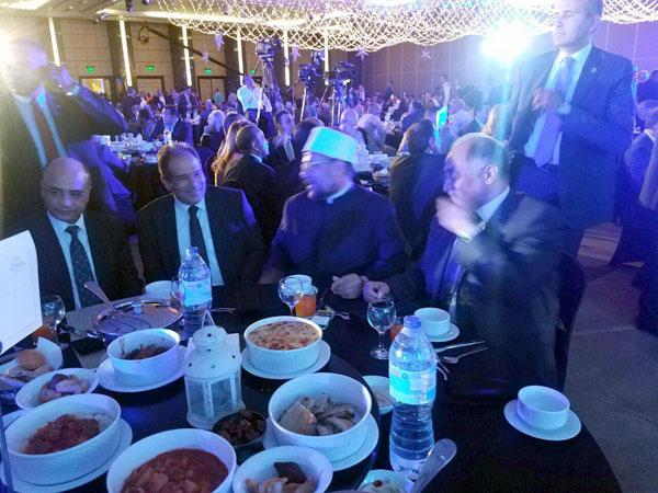 """فعاليات اندماج مستقبل وطن والحركة الوطنية و""""كلنا معاك من أجل مصر"""""""