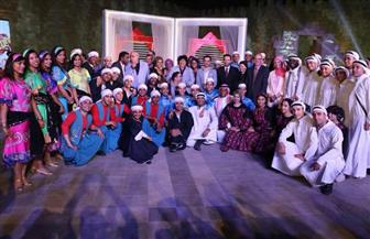 """""""عبدالدايم"""" خلال افتتاح ليالي رمضان بالقاهرة الفاطمية: نسعى لنشر مشروع ذاكرة الوطن في المحافظات   صور"""