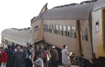 تأجيل محاكمة المتهمين في حادث قطار المناشي بالبحيرة لـ28 يناير