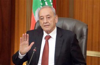 نبيه بري يهاجم دولة الاحتلال الإسرائيلي ويعتبر انعقاد مجلس النواب انتصارا للدولة اللبنانية