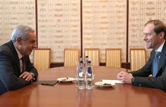 وزير الصناعة: بدء مفاوضات التجارة الحرة مع دول الاتحاد الأوراسي سبتمبر المقبل