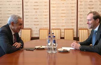 وزيرا تجارة مصر وروسيا يفتتحان اجتماعات الدورة الحادية عشرة للجنة الوزارية المصرية الروسية المشتركة