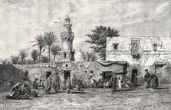 تعرف على أقدم مئذنة بالصعيد في إسنا.. أصبحت بلا مسجد وتم ترميمها في العصر الفاطمي | صور
