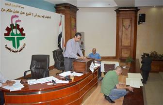 من بينهم سيدة لأول مرة .. ننشر أسماء الفائزين بالانتخابات العمالية بمجمع الألومنيوم بنجع حمادي