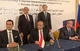 مذكرة تفاهم بين مصر وروسيا للتعاون في البنية التحتية