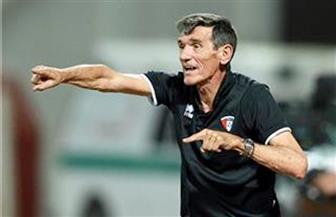 مدرب الكويت: سعداء بمواجهة فريق إفريقي قوي