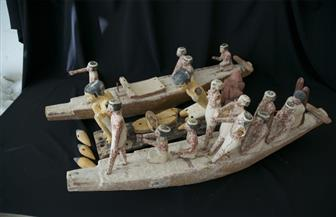 إحباط محاولة تهريب 30 عملة أثرية بجمرك ميناء الإسكندرية البحري | صور