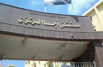"""مصرع أمين شرطة في حادث بـ""""أجا"""" الدقهلية"""