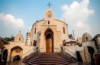 """كنيسة مارجرجس تعرب عن أسفها لهدم حجرة """"الأمن"""" التابعة لها"""