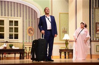 """كلام كبار"" أحدث عروض مسرح مصر | صور"