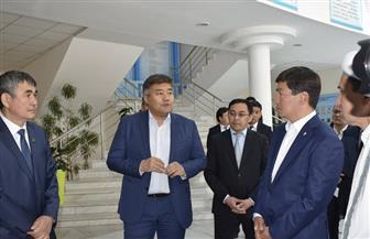 وزير الأديان الكازاخي يبحث سبل تطوير جامعة «نور - مبارك» ومواصلة إعداد الكوادر الدينية