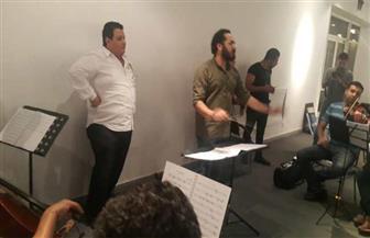 خالد جلال يتابع البروفة النهائية لحفل الاحتفال بذكرى انتصار العاشر من رمضان   صور