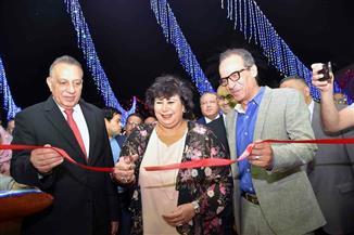 خلال افتتاح معرض فيصل للكتاب: وزيرة الثقافة تقرر تحويل أرض الطالبية إلى مجمع ثقافي وفني | صور