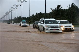 """إعصار """"ميكونو"""" يضرب جنوب سلطنة عمان"""