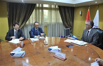 وزير النقل يستقبل وفد بنك الاستثمار الأوروبي لبحث التعاون في المجالات المختلفة