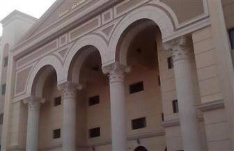 مدير أمن القليوبية يتفقد مجمع المحاكم ببنها