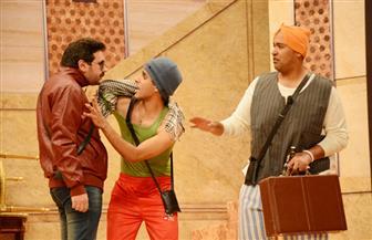 أشرف عبد الباقي ونجوم مسرح مصر يشاركون في موسم الرياض الترفيهي