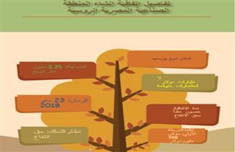 تفاصيل اتفاقية المنطقة الصناعية المصرية الروسية | إنفوجراف