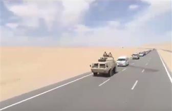 تواصل المساعدات الإنسانية المصرية للشعب الفلسطيني | فيديو