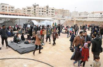 السفارة المصرية بدمشق تنجح في إخراج المحتجزين المصريين من الغوطة الشرقية وتتخذ إجراءات عودتهم للوطن