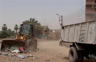 إعادة هيكلة قطاعات الأحياء بالأقصر ودمجها للعمل يدا واحدة داخل المدينة | صور