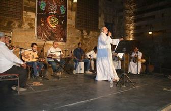 عامر التوني يلهب حماس الليالي الرمضانية في قبة الغوري | صور