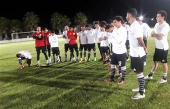 المنتخب الأوليمبي يؤدي مرانه الأول في تونس استعدادا لمواجهة نسور قرطاج