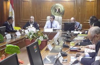 وزير التعليم العالي يرأس اجتماع مجلس إدارة مدينة الأبحاث العلمية| صور