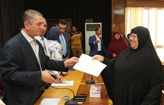 محافظ كفرالشيخ يكرم الرائدات الريفيات ويوزع 996 شهادة أمان | فيديو وصور