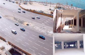 تطوير نفق سبورتنج بالإسكندرية تمهيدا لتحويله لمجمع تجاري