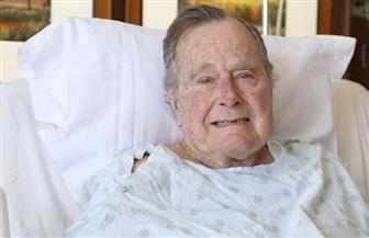 نقل الرئيس الأمريكي الأسبق جورج بوش الأب للمستشفى