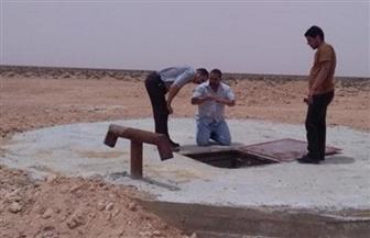 محافظ مطروح: الانتهاء من إنشاء 250 خزانا أرضيا لتجميع مياه الأمطار