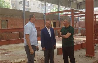 رئيس حي مصر الجديدة: تشغيل تجريبي لسوق سوهاج.. والافتتاح خلال أسابيع