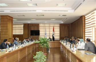 مجلس جامعة كفرالشيخ يبحث تحويل المناهج الدراسية الورقية إلى إلكترونية