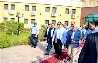 وزيرا الصحة والبترول ومحافظ بورسعيد يفتتحون الوحدة الصحية  بالجرابعة | صور