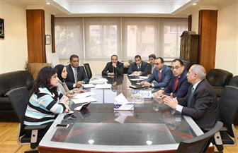 وزير الإسكان ورئيس الأكاديمية العربية للعلوم والنقل البحرى يتابعان موقف تنفيذ فرع العلمين الجديدة